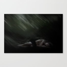 The Great Destroyer Canvas Print