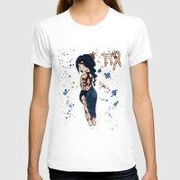 virgo T-shirts featuring Virgo by Te Atarua