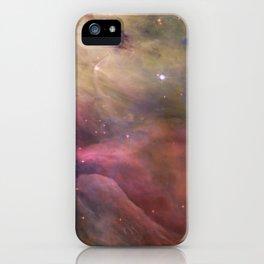 Orion Nebula M42 iPhone Case