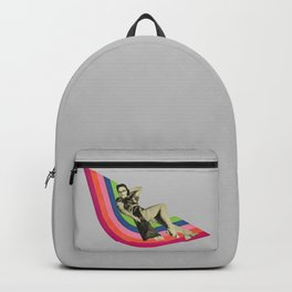 Ride the Rainbow Backpack