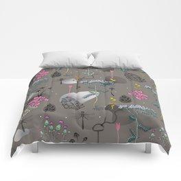 Summer evening Comforters