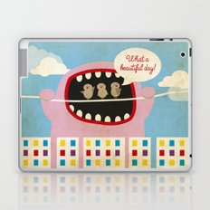 Beautiful day Laptop & iPad Skin
