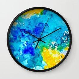 P R E S E N T Wall Clock