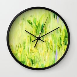 Flower Delivery - Flowers That Last A Life Time Wall Clock