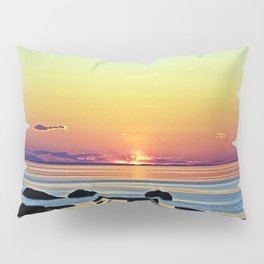 Summer's Glow Pillow Sham