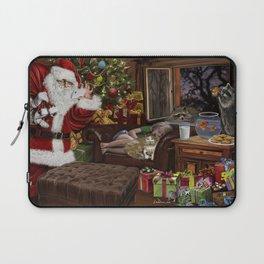 Snappy Santa Laptop Sleeve