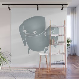minima - slowbot 001 Wall Mural