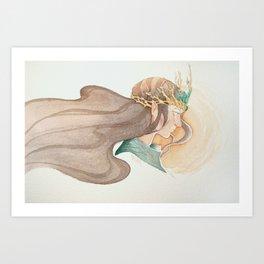 Melian Art Print