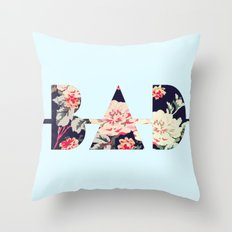 B∆D | Floral Throw Pillow