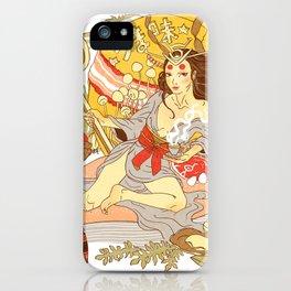 The Fifth Taste: Umami iPhone Case