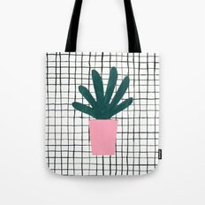 Plant Pot Tote Bag