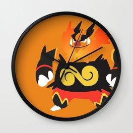 Emboar Wall Clock