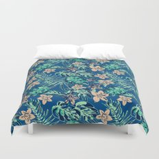 Jungle B Duvet Cover