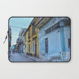 Havana Streets Laptop Sleeve