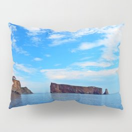 Perce Rock and Cliff Pillow Sham