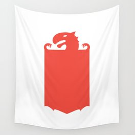 Dragon Flag Wall Tapestry