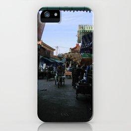 Garment District, Beijing iPhone Case