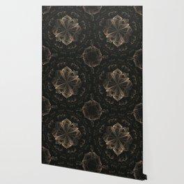 Ornate Blossom Wallpaper