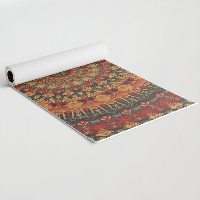 Mandala 563 Yoga Mat