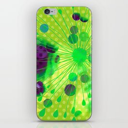 Efflorescence - Apple pie iPhone Skin