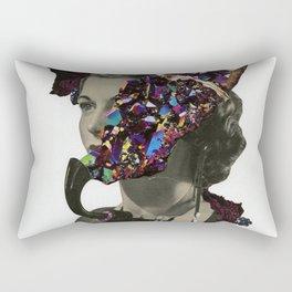 The Conversation Rectangular Pillow