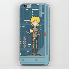 EP5 : Luke Skywalker iPhone & iPod Skin