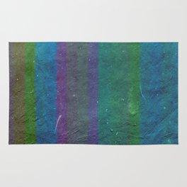Rough Seas - Textured Bold Stripes Rug