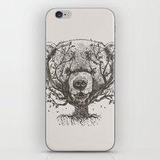 Bear n Tree iPhone & iPod Skin