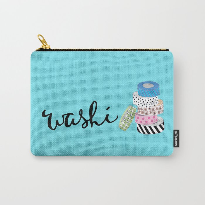 washi Carry-All Pouch