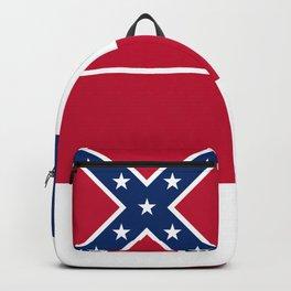 Mississippi State Flag Backpack