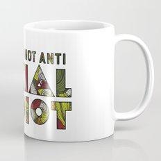 Social Sarcastic Typography Design Mug
