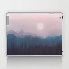 Pink Fog Laptop & iPad Skin