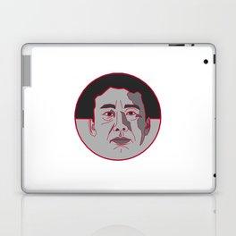 Hinomaru-circle of Murakami Laptop & iPad Skin