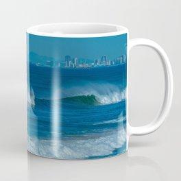 Surf and the City Coffee Mug