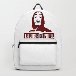 La Casa De Papel #1 Backpack