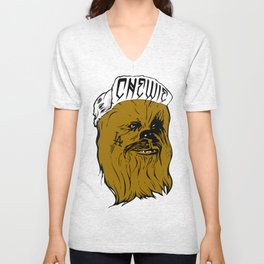 Chewie From L.A. Unisex V-Neck