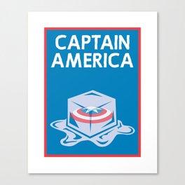 Cap'n USA Canvas Print