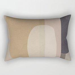 Abstract Geometric Art 51 Rectangular Pillow