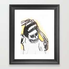 Sauveiro Framed Art Print