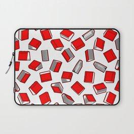 Polka Dot Books Pattern II Laptop Sleeve