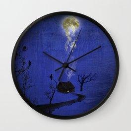 Way to home Wall Clock