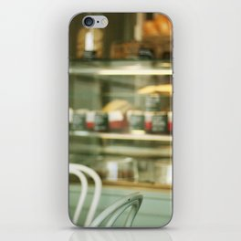 Sit with Me iPhone Skin