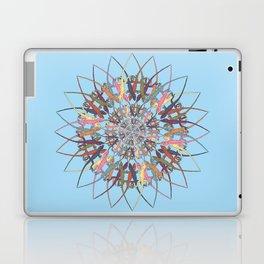 Lizard Snowflake Laptop & iPad Skin