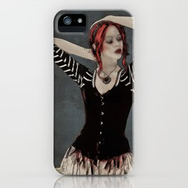 Gypsy Afternoon  iPhone Case