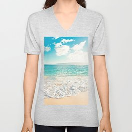 Big Beach Unisex V-Neck