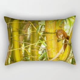 the Squirrel Rectangular Pillow