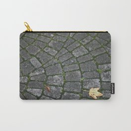 Cobblestones & Moss Carry-All Pouch