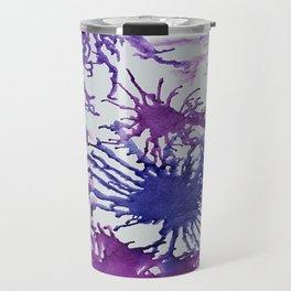 Violet Dance Travel Mug