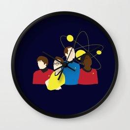 Landing Party Wall Clock
