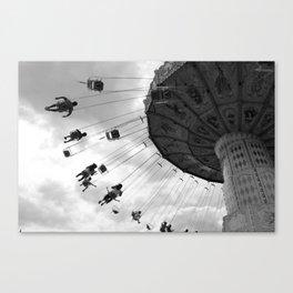 Swings (horizontal) Canvas Print